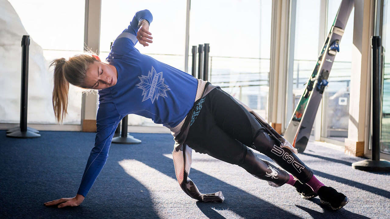Get in Shape for the Winter Season: Training Activities to Get You Ready